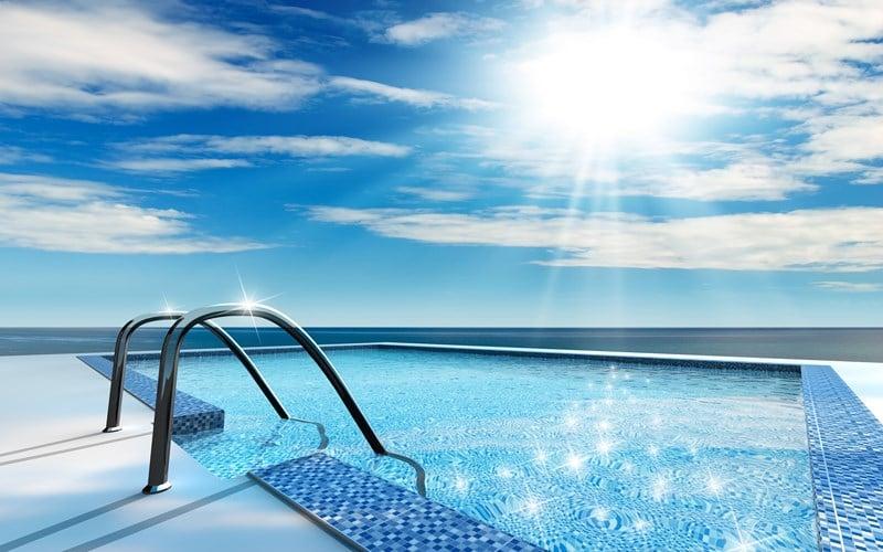 Un jour chez moi j'aurai une piscine