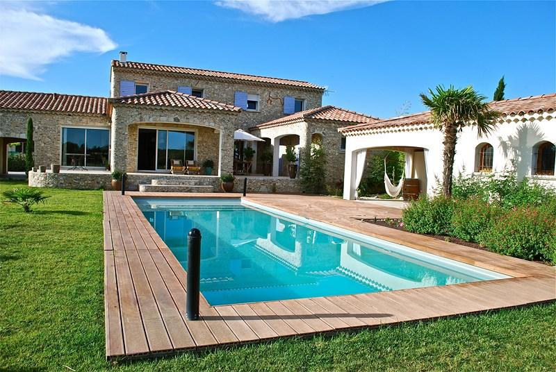 Ils ont la maison de mes r ves for Maison de reve moderne avec piscine