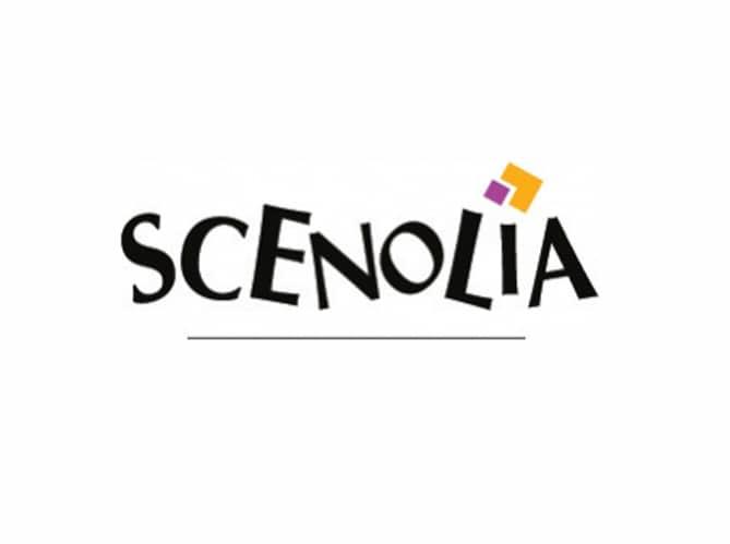 Logo Scenolia.com