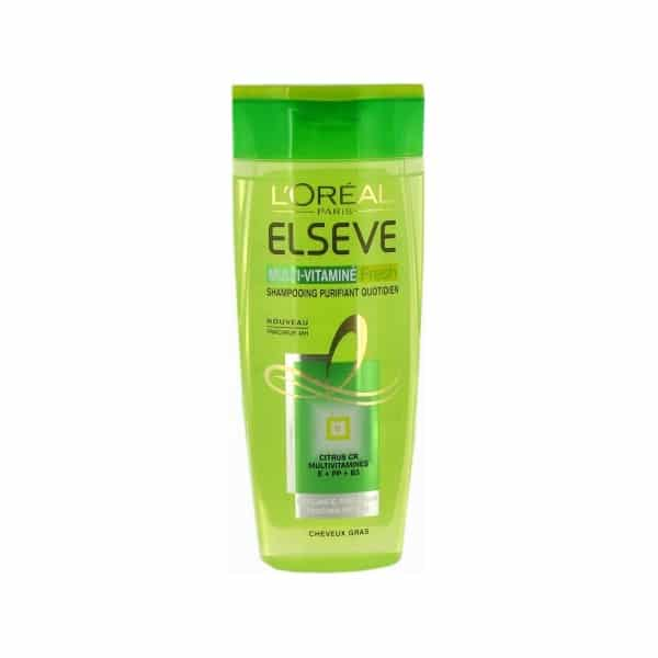 Meilleur shampoing pour cheveux gras homme