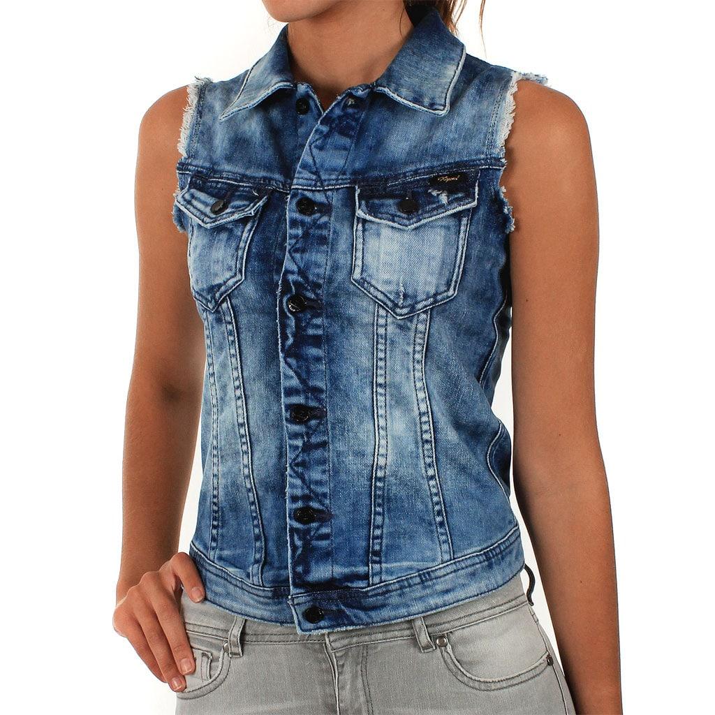 La veste sans manches, un classique indémodable. Offrez-vous une veste femme qui sera à la fois pratique et qui vous donnera un style urbain chic unique en découvrant vos bras.