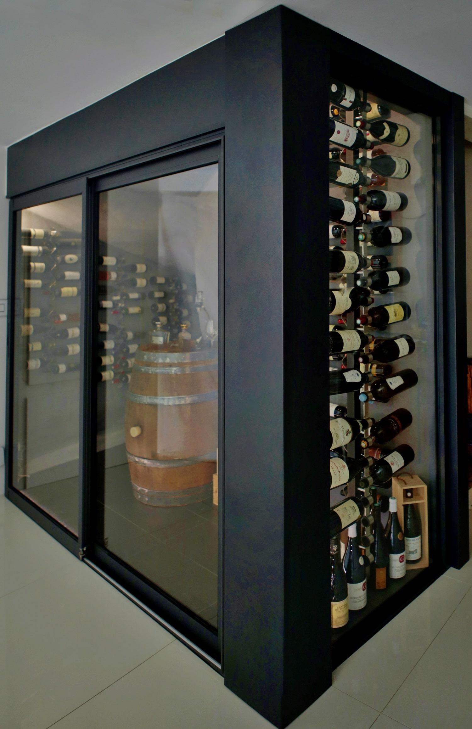 Ma découverte du moment, la cave à vins de caveavin.pro