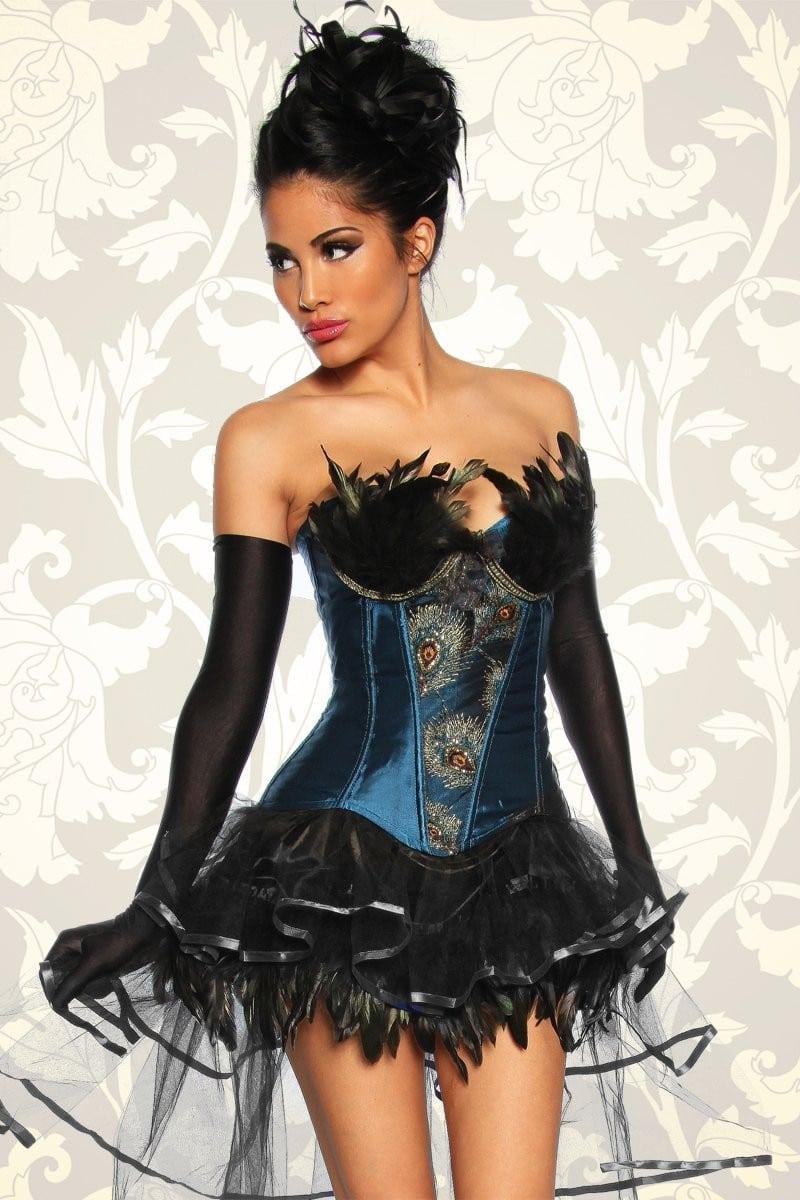 Opter pour un corset bustier pour affiner la silhouette