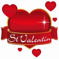 coeur saint valentin image