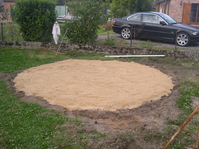 Comment installer une piscine for Installer une piscine