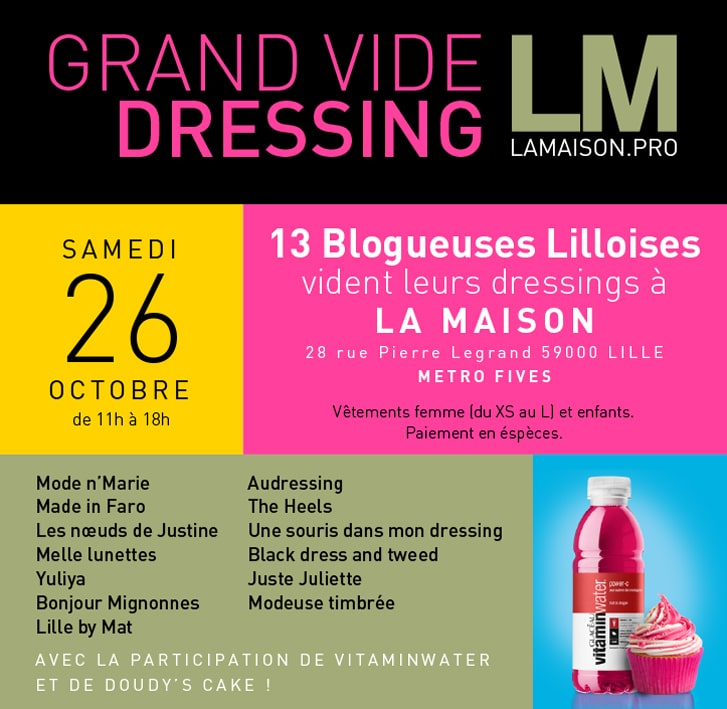 dressing lille