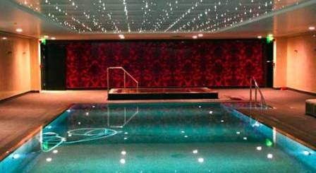 hotel avec piscine londres