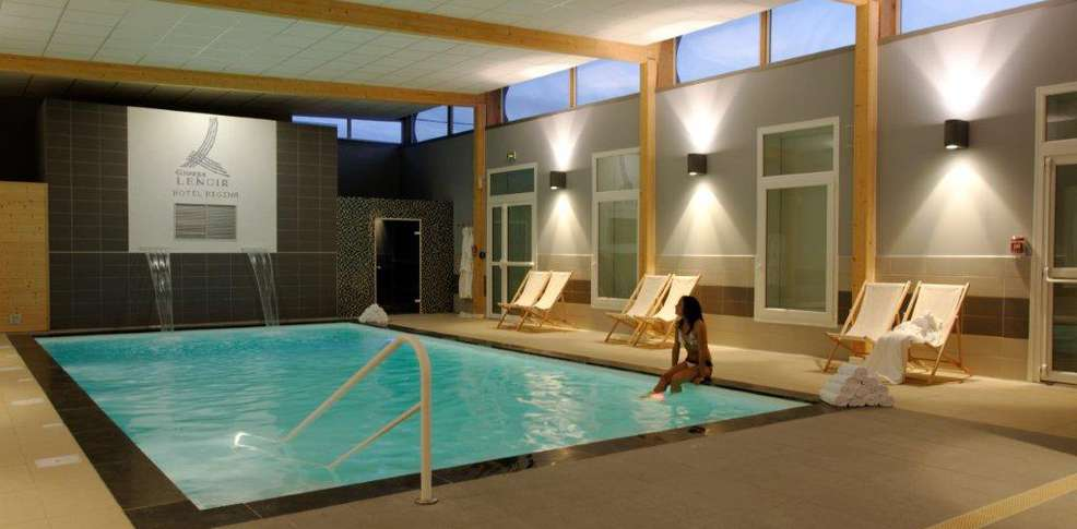 Hotel cote d opale avec piscine for Location piscine privee paris
