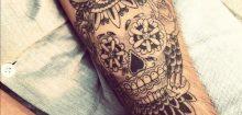 Idée tatouage avant bras homme