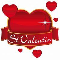 image coeur saint valentin