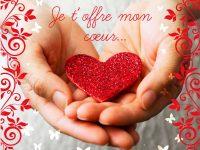 image d amour coeur