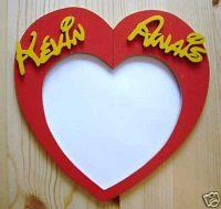 image de coeur avec prénom
