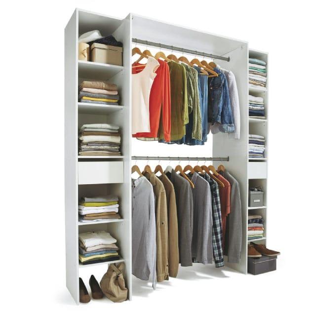 kit dressing castorama. Black Bedroom Furniture Sets. Home Design Ideas