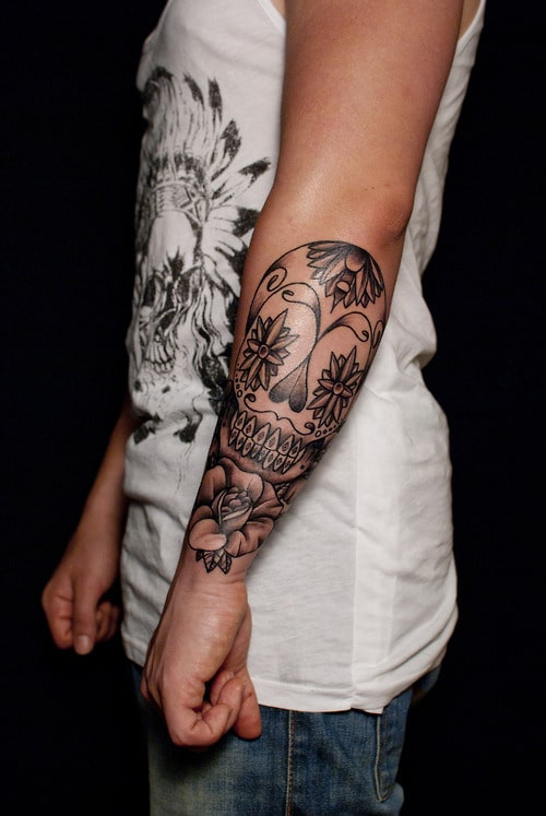 Modele tatouage homme avant bras - Modele tatouage homme ...