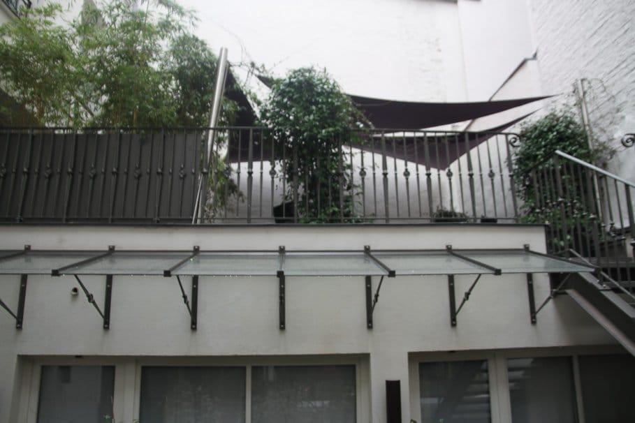 pergola balcon. Black Bedroom Furniture Sets. Home Design Ideas