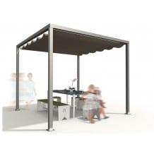 pergola soldes. Black Bedroom Furniture Sets. Home Design Ideas