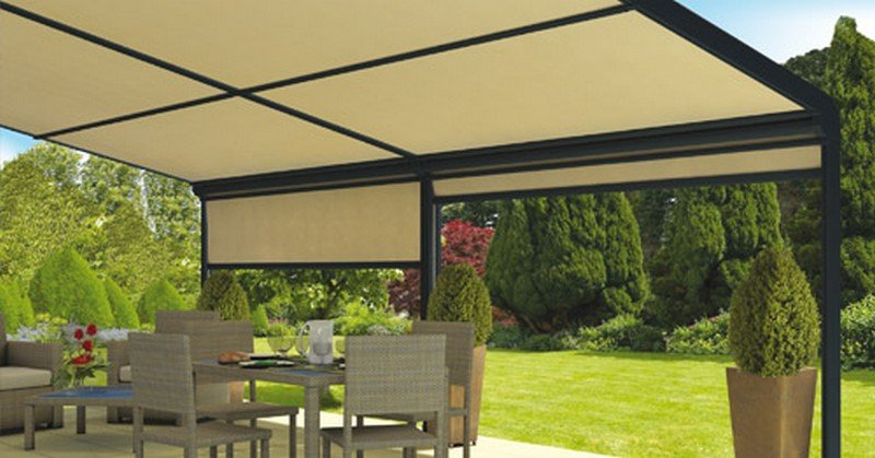 pergola toulouse. Black Bedroom Furniture Sets. Home Design Ideas