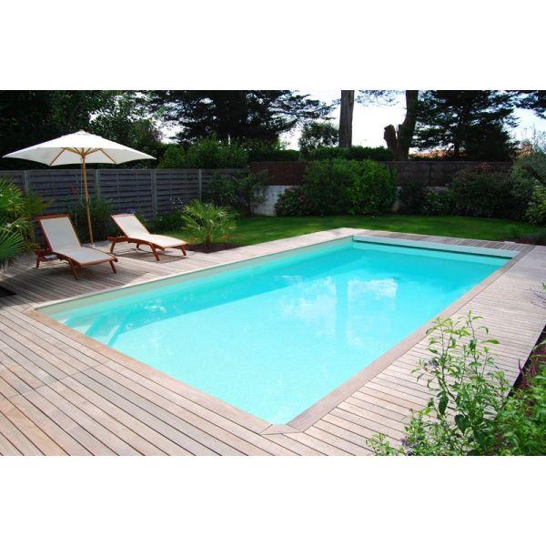 Piscine rectangulaire for Hotel avec piscine pas cher