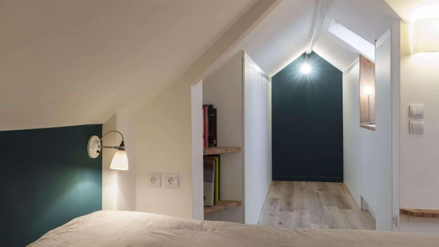 placard sous pente ikea. Black Bedroom Furniture Sets. Home Design Ideas