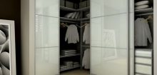 Porte coulissante dressing