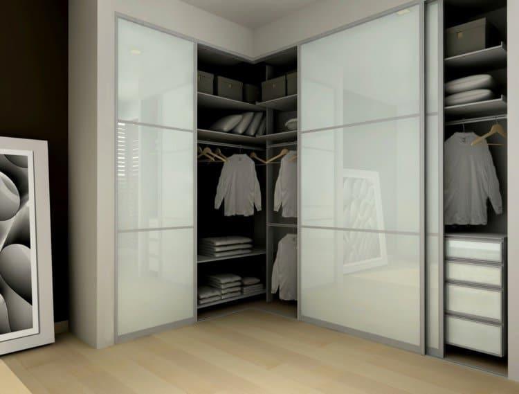 Porte coulissante dressing for Dressing pas cher avec portes coulissantes