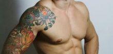 Prix tatouage bras homme