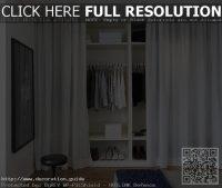 rideau pour dressing