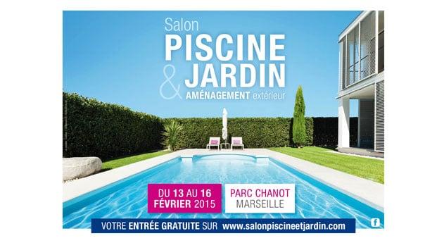 Salon piscine et jardin marseille - Salon du jardin marseille ...