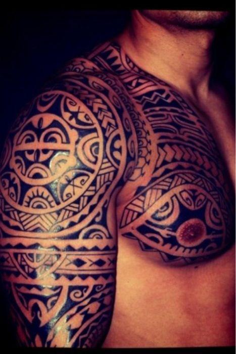 Tattoo Diamant Torse Printablehd