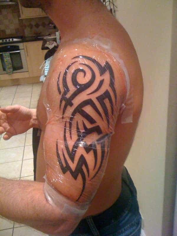 Tatouage Tribal Homme Bracelet Tatouage Tribal Maori Homme With
