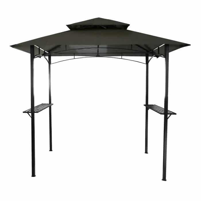tonnelle pour barbecue. Black Bedroom Furniture Sets. Home Design Ideas