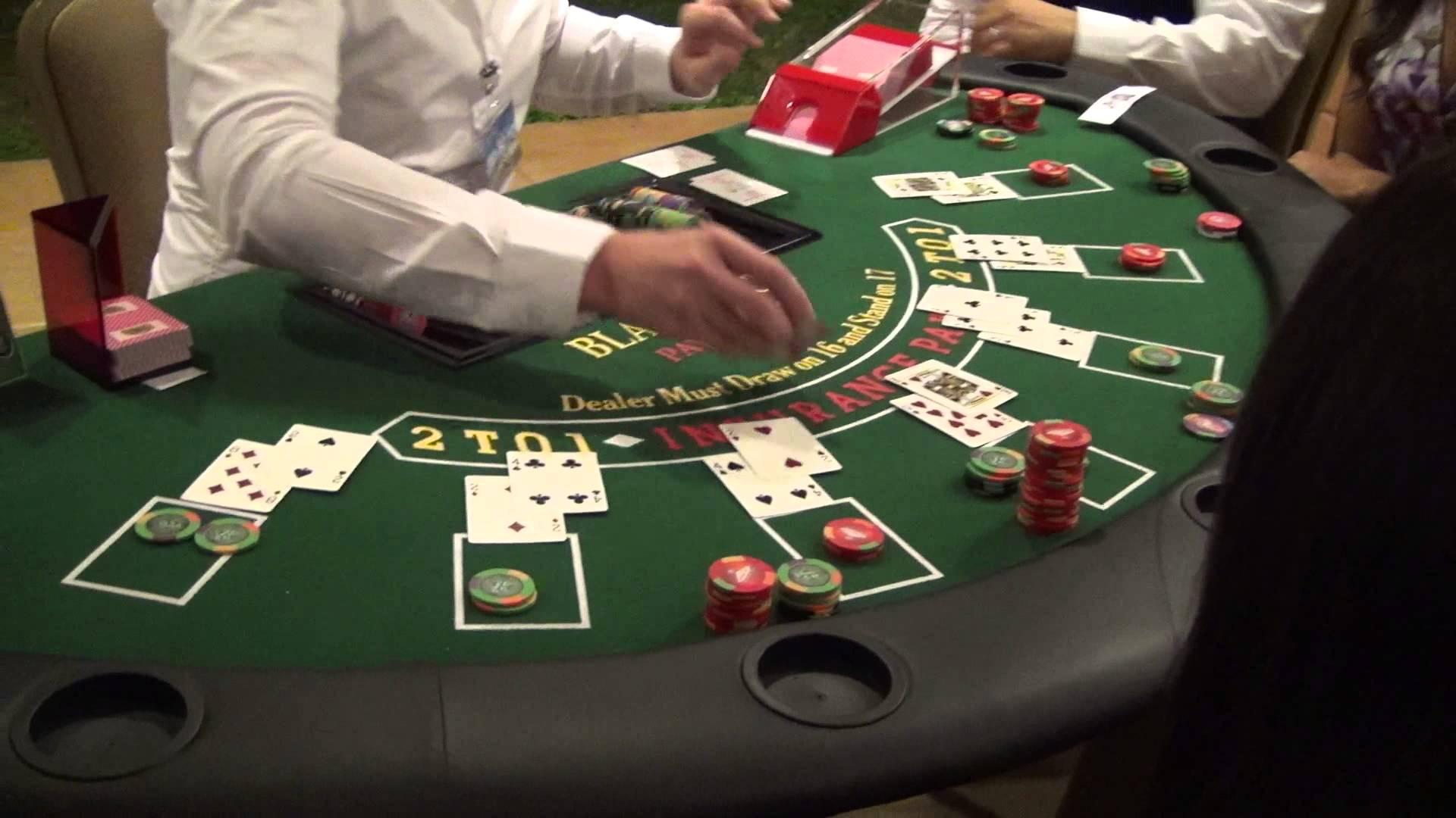 Blackjack: un jeu de table qui rapporte