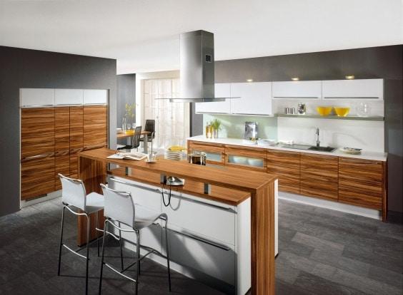 Belle cuisine moderne for Belles cuisines modernes