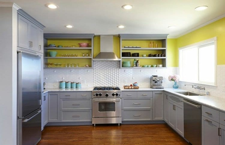décoration de cuisine moderne