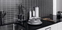 Faience pour cuisine moderne