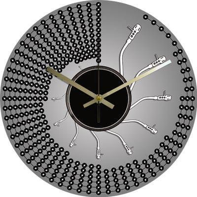 Pendule cuisine moderne - Pendule de cuisine ...