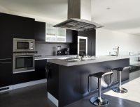 photo de cuisine moderne