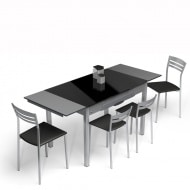 Table de cuisine moderne