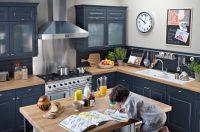 transformer cuisine rustique cuisine moderne