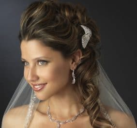 Catalogue coiffure mariage