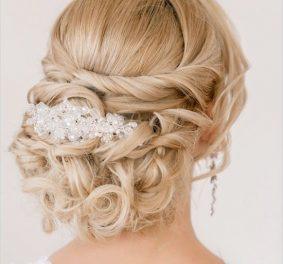 Chignon coiffure mariage