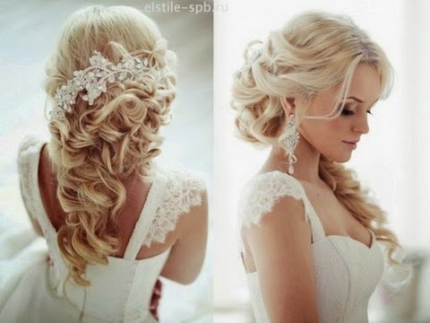 Coiffure Cheveux Longs Mariage