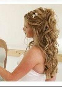 Coiffure De Mariage Cheveux Long Lache