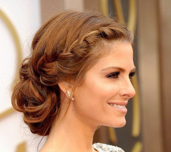 Coiffure Invite Mariage Cheveux Long