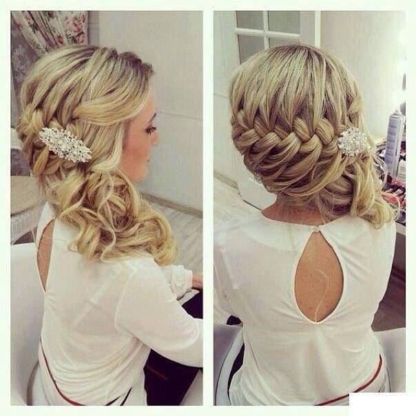 Coiffure Invitee Mariage Cheveux Long