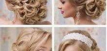Coiffure mariage 2014