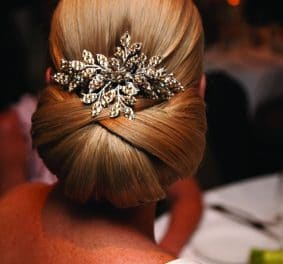 Coiffure mariage chic