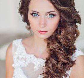 Idée coiffure mariage cheveux long