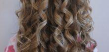 Photo coiffure mariage pour petite fille
