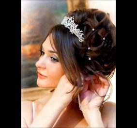 Youtube coiffure mariage